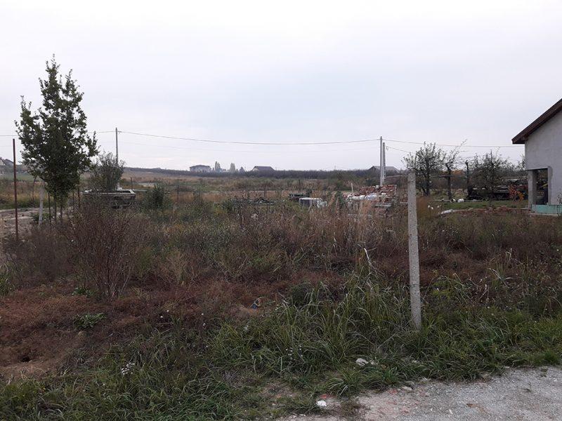 teren intravilan de vanzare Paleu, Oradea T01